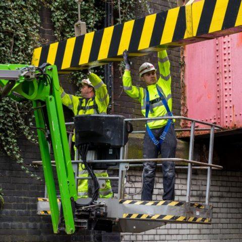 Bridge Repairs Completed After Vehicle Strike
