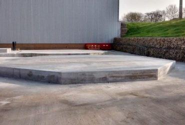Tetrosyl – Water Tank Plinth