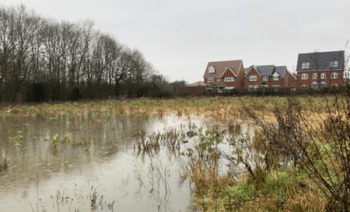 STEM Construction averts local flood