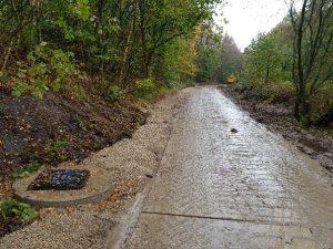 Bridewater Canal embankment stabilisation 1
