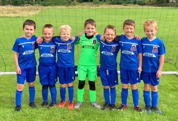 Milnrow Juniors kick off the new season