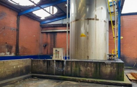 New COMAH chemicals project gets underway
